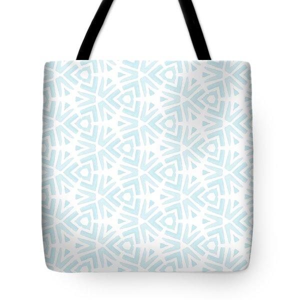 Summer Splash- Pattern Art By Linda Woods Tote Bag