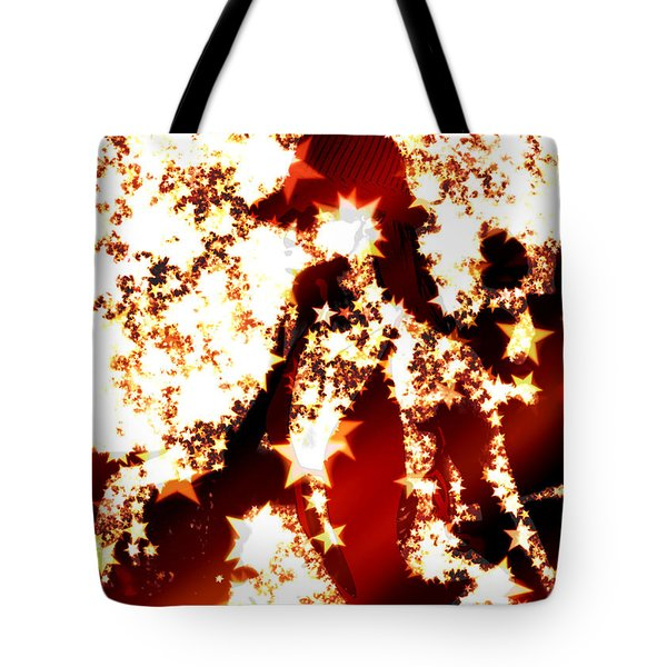 Summer Star Tote Bag Tote Bag