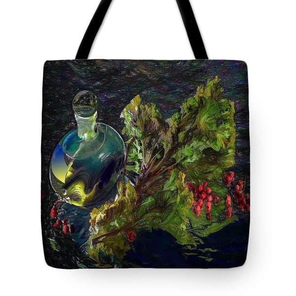 Summer Stillife Tote Bag