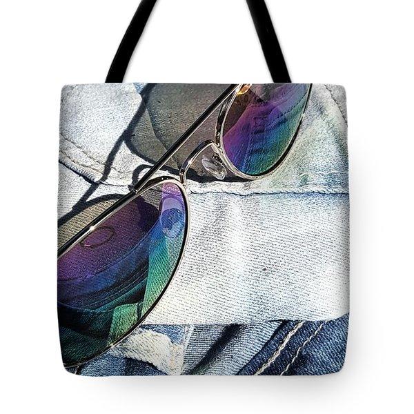 Summer Stuff Tote Bag