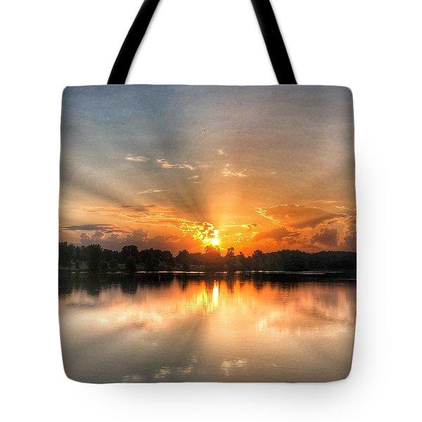 Summer Sunrise 2 - 2019 Tote Bag