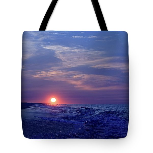 Summer Sunrise I I Tote Bag