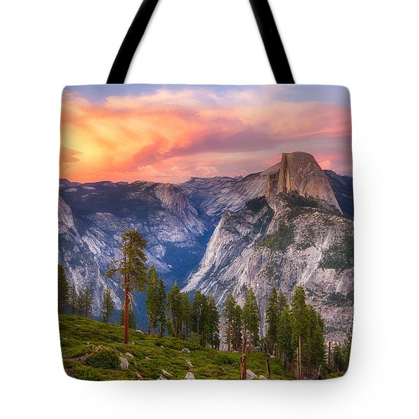 Summer Sunset Tote Bag