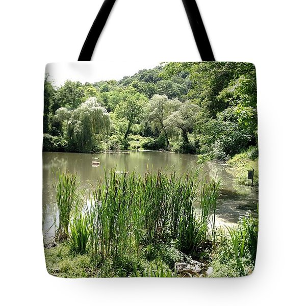 Summer Swamp Tote Bag