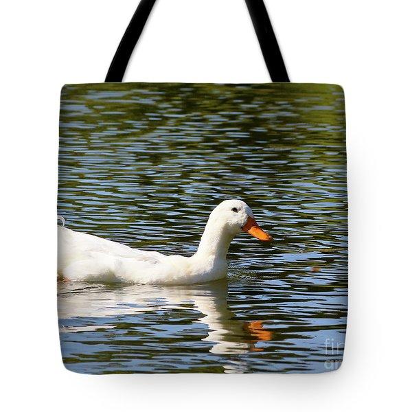 Summer Swim Tote Bag