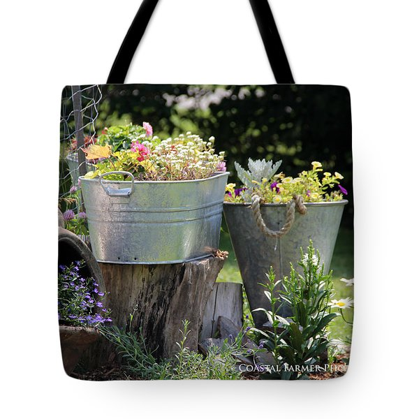 Summer Treasures Tote Bag