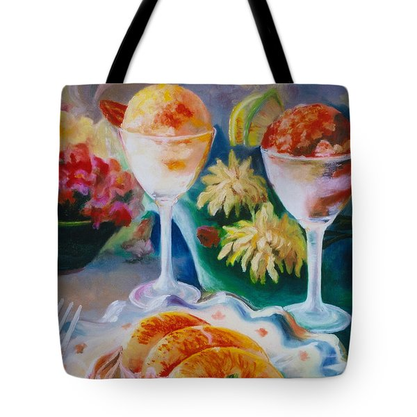 Summer Treats Tote Bag