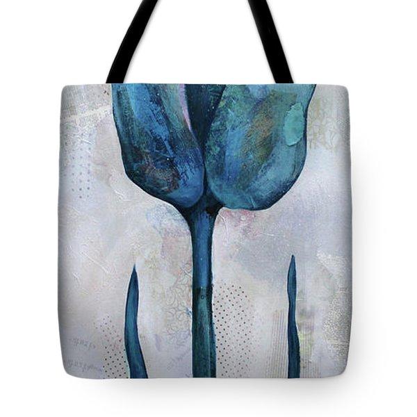Summer Tulip II Tote Bag