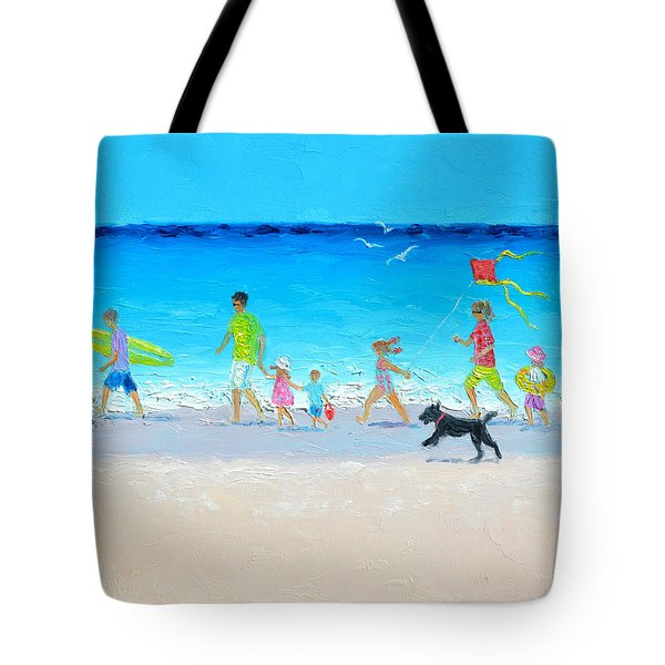 Summer Vacation Time Tote Bag