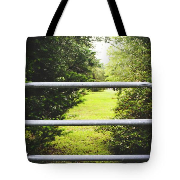 Tote Bag featuring the photograph Summer Vibes On The Farm by Shelby Young