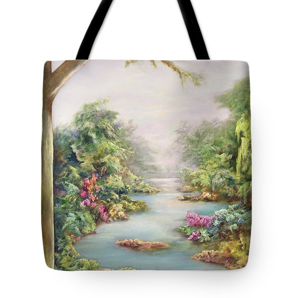 Summer Vista Tote Bag by Hannibal Mane