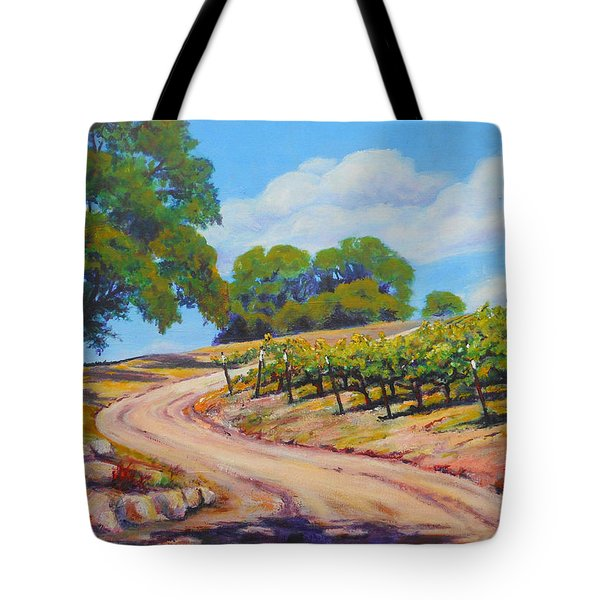 Summer Walk Tote Bag by Margaret  Plumb