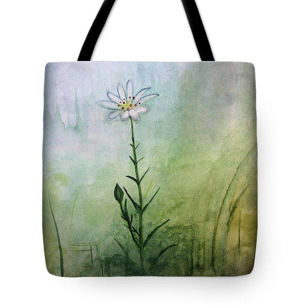 Summer Wildflower Tote Bag