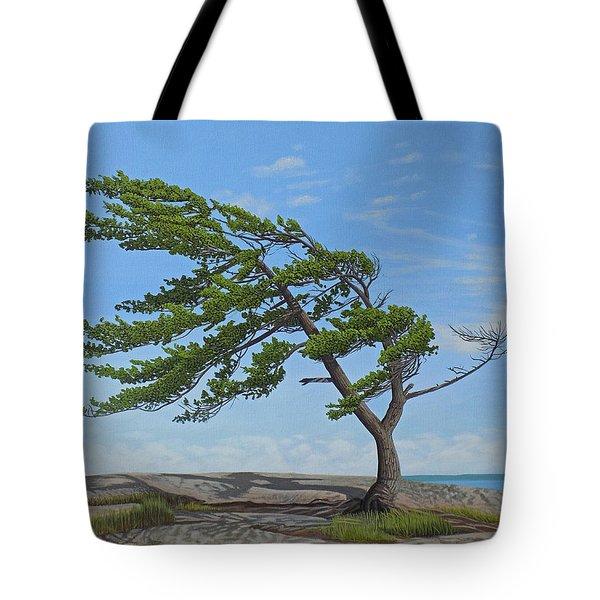 Summer Wind Tote Bag