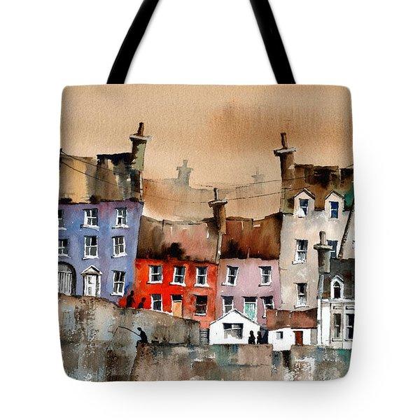 Cork... Summercove, Kinsale. Tote Bag