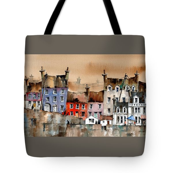 Cork... Summercove, Kinsale. Tote Bag