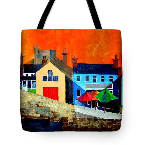 The Bulman, Summercove, West Cork Tote Bag