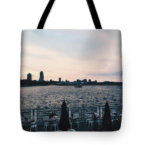 Summerfest Sunset Tote Bag