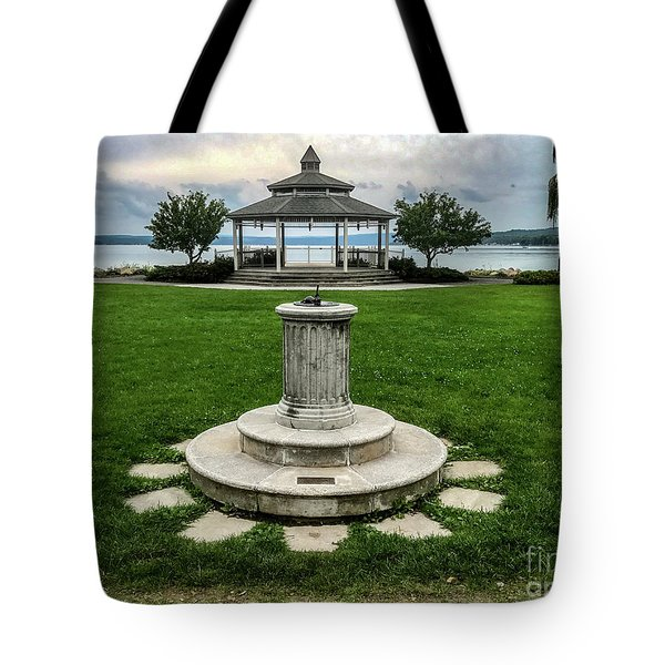Tote Bag featuring the photograph Summer's Break by William Norton
