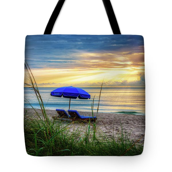 Tote Bag featuring the photograph Summer's Calling by Debra and Dave Vanderlaan