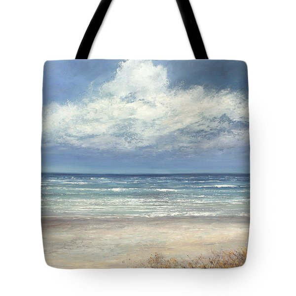Summer's Day Tote Bag by Valerie Travers