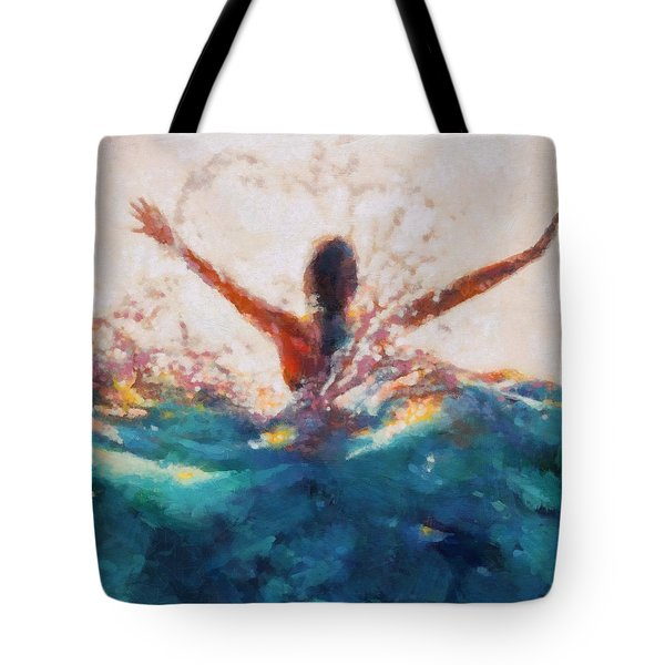 Summers Delight Tote Bag