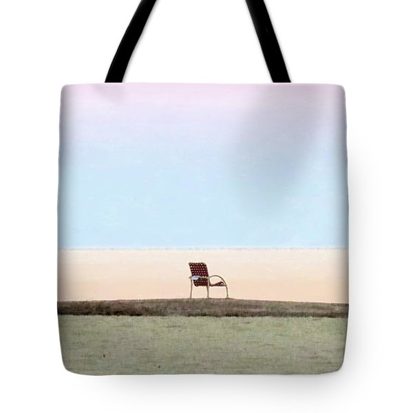 Tote Bag featuring the digital art Summers End by Kathleen Illes