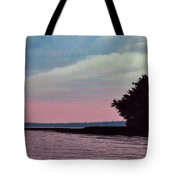 Summers Eve Tote Bag by Kenneth M  Kirsch