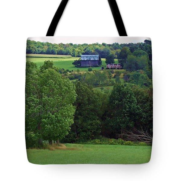 Summer's Last Hurrah Tote Bag