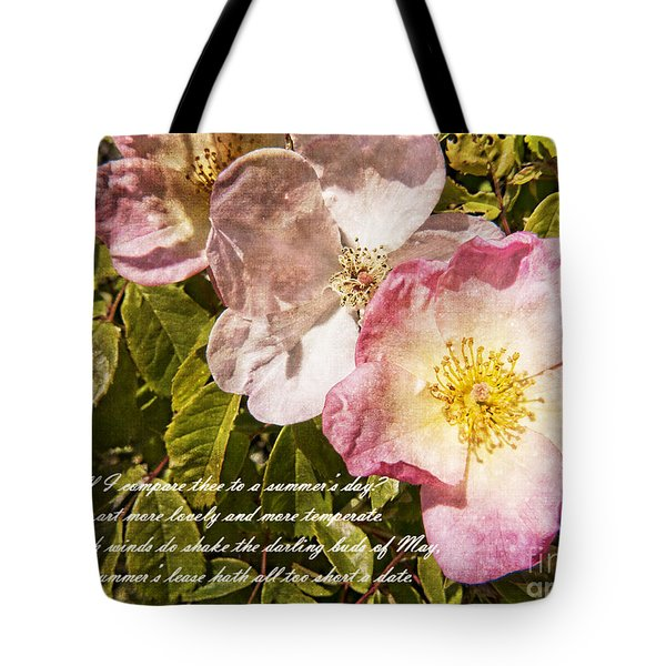 Summers Lease Tote Bag