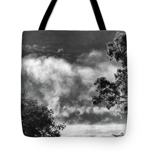 Summer's Leaving Tote Bag