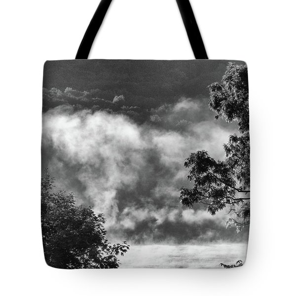 Summer's Leaving Tote Bag by Steven Huszar