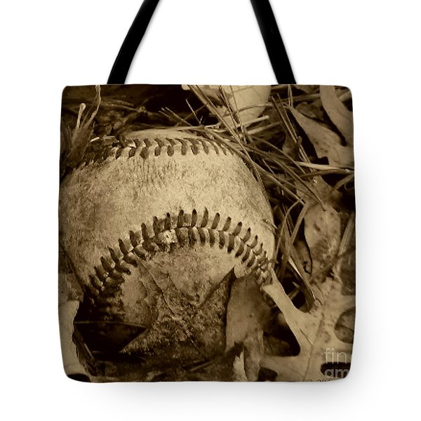 Summer's Lost Youth Square Photo Tote Bag