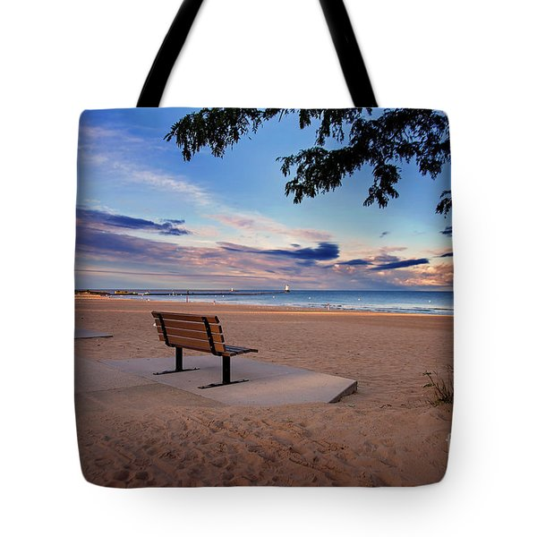 Summers Over Tote Bag