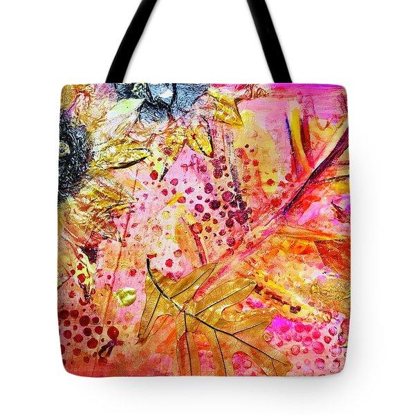 Summer's Tears Tote Bag