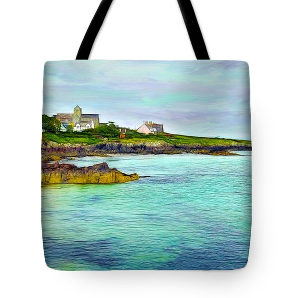 Summertime, Isle Of Iona Tote Bag