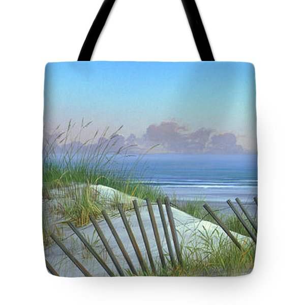 Summertime Tote Bag by Mike Brown