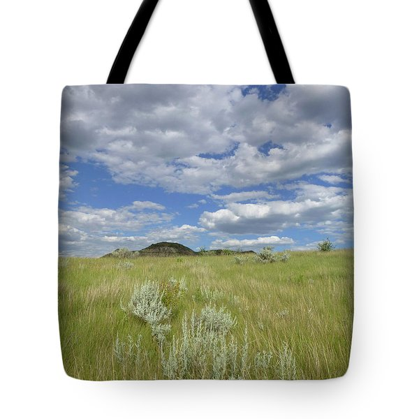 Summertime On The Prairie Tote Bag