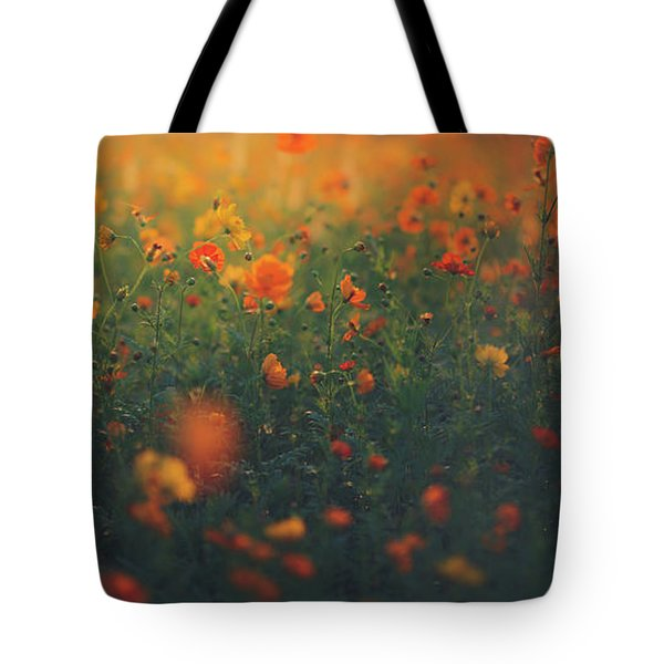 Tote Bag featuring the photograph Summertime by Shane Holsclaw