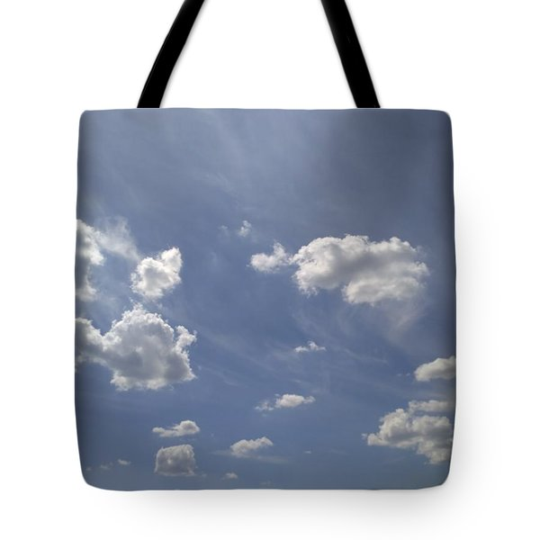Summertime Sky Expanse Tote Bag