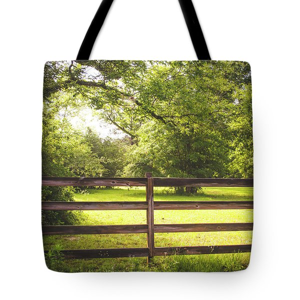 Tote Bag featuring the photograph Summertime Sunshine by Shelby Young
