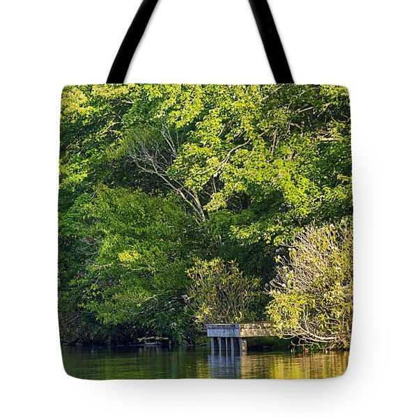 Summertime Tote Bag by Swank Photography