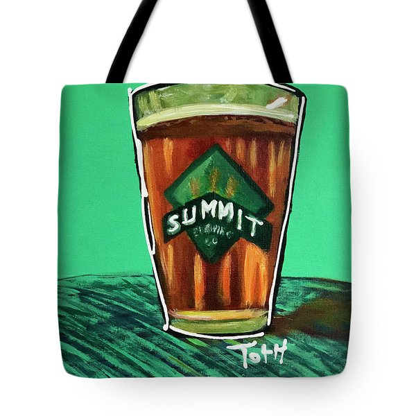 Summit 2 Tote Bag