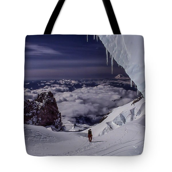 Summit Bound Tote Bag