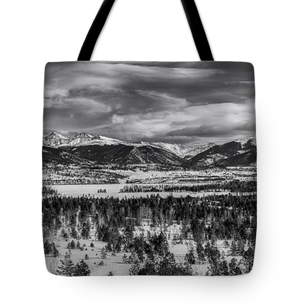 Summit County  Tote Bag