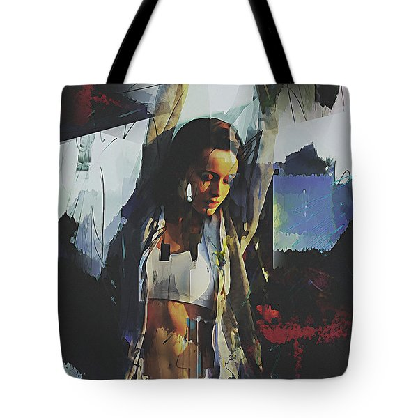 Summit Tote Bag by Galen Valle
