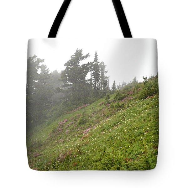 Summit Shroud Tote Bag