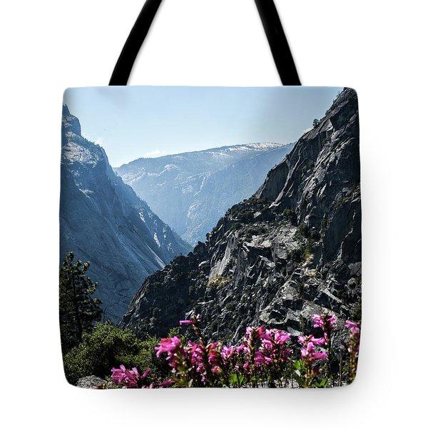 Summits Tote Bag