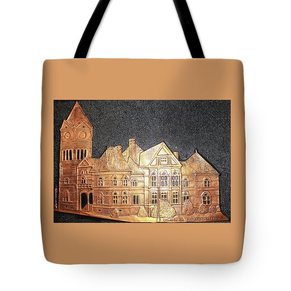 Sumter County Courthouse - 1897 Tote Bag