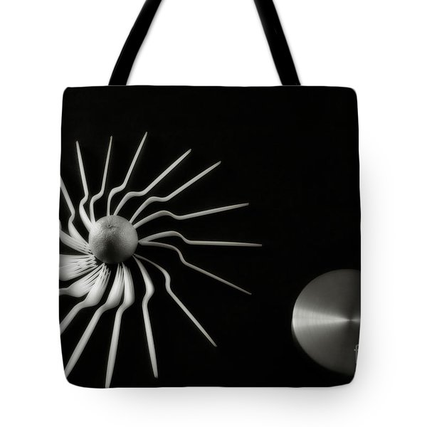 Sun And Moon Tote Bag